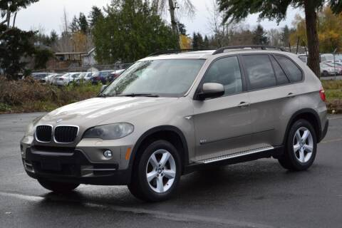 2008 BMW X5 for sale at Skyline Motors Auto Sales in Tacoma WA