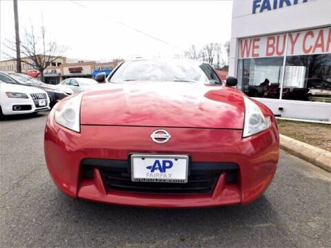 2009 Nissan 370Z for sale at AP Fairfax in Fairfax VA
