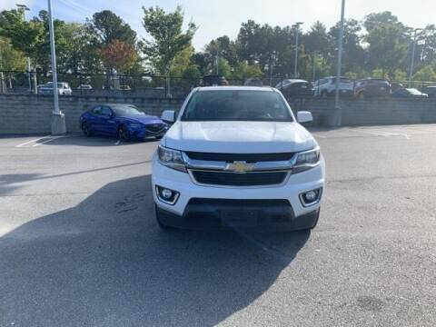 2015 Chevrolet Colorado for sale at CU Carfinders in Norcross GA