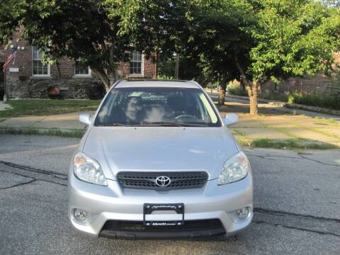 2005 Toyota Matrix for sale at EBN Auto Sales in Lowell MA
