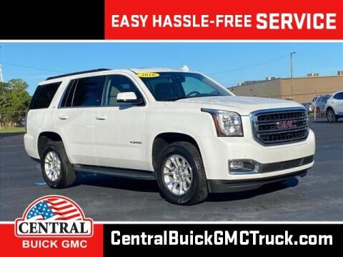 2016 GMC Yukon for sale at Central Buick GMC in Winter Haven FL