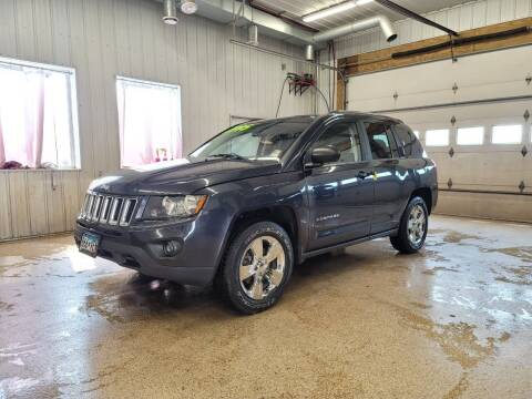 2014 Jeep Compass for sale at Sand's Auto Sales in Cambridge MN
