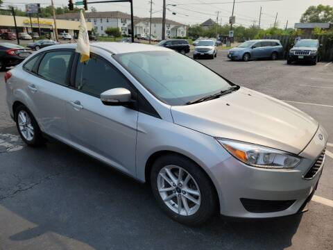 2016 Ford Focus for sale at Shaddai Auto Sales in Whitehall OH