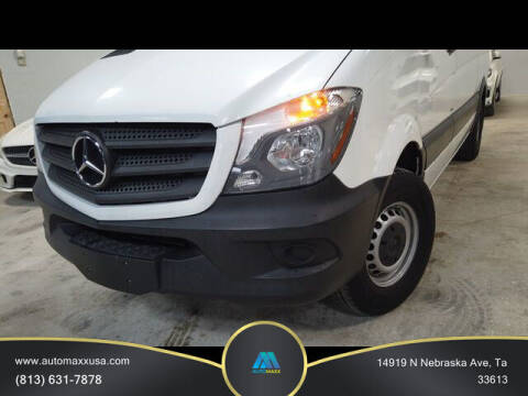 2016 Mercedes-Benz Sprinter Cargo for sale at Automaxx in Tampa FL