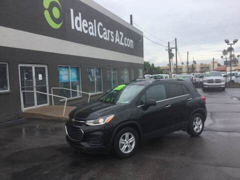 2018 Chevrolet Trax for sale at Ideal Cars in Mesa AZ