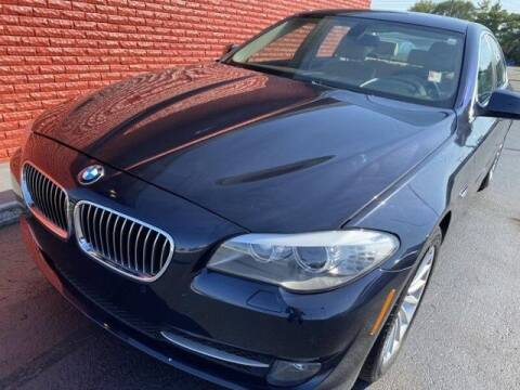 2012 BMW 5 Series for sale at Cars R Us in Indianapolis IN