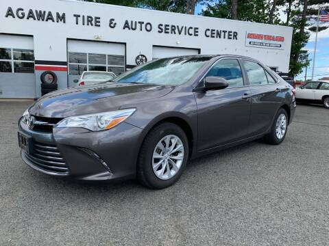 2015 Toyota Camry for sale at Agawam Tire Home of ATA Performance in Feeding Hills MA