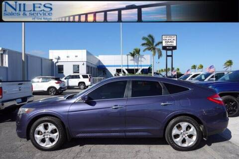 2012 Honda Crosstour for sale at Niles Sales and Service in Key West FL