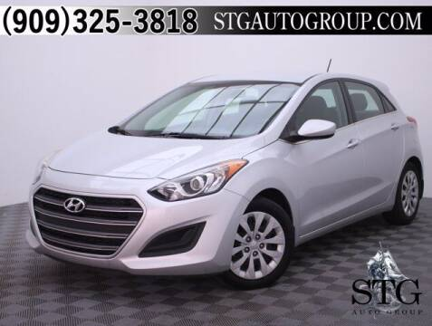 2017 Hyundai Elantra GT for sale at STG Auto Group in Montclair CA