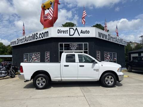 2019 RAM Ram Pickup 1500 Classic for sale at Direct Auto in D'Iberville MS