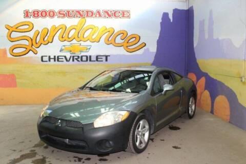 2007 Mitsubishi Eclipse for sale at Sundance Chevrolet in Grand Ledge MI