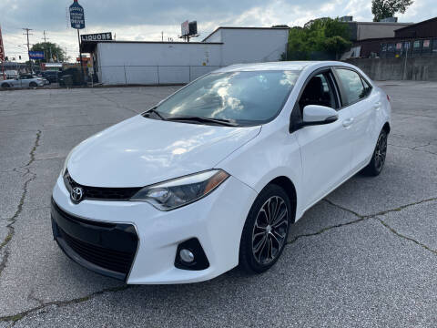 2016 Toyota Corolla for sale at East Memphis Auto Center in Memphis TN