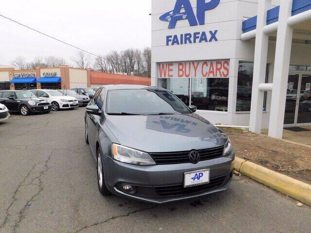 2012 Volkswagen Jetta for sale at AP Fairfax in Fairfax VA