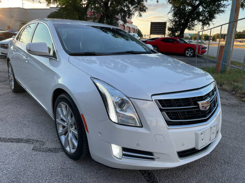2017 Cadillac XTS for sale at PRESTIGE AUTOPLEX LLC in Austin TX