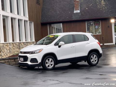 2017 Chevrolet Trax for sale at Cupples Car Company in Belmont NH