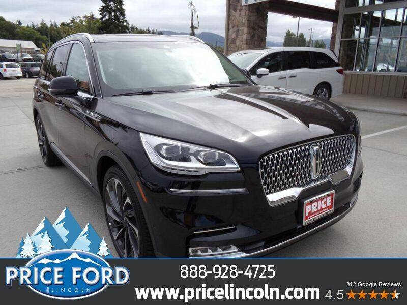 2020 Lincoln Aviator for sale at Price Ford Lincoln in Port Angeles WA