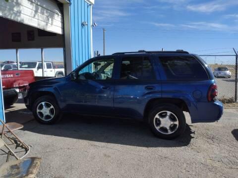 2006 Chevrolet TrailBlazer for sale at PYRAMID MOTORS - Pueblo Lot in Pueblo CO