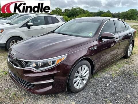 2017 Kia Optima for sale at Kindle Auto Plaza in Middle Township NJ