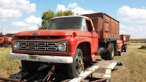1964 Ford F-600 for sale at Haggle Me Classics in Hobart IN