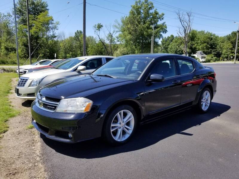 2011 Dodge Avenger for sale at Ridgeway's Auto Sales - Buy Here Pay Here in West Frankfort IL