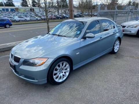 2006 BMW 3 Series for sale at TacomaAutoLoans.com in Lakewood WA