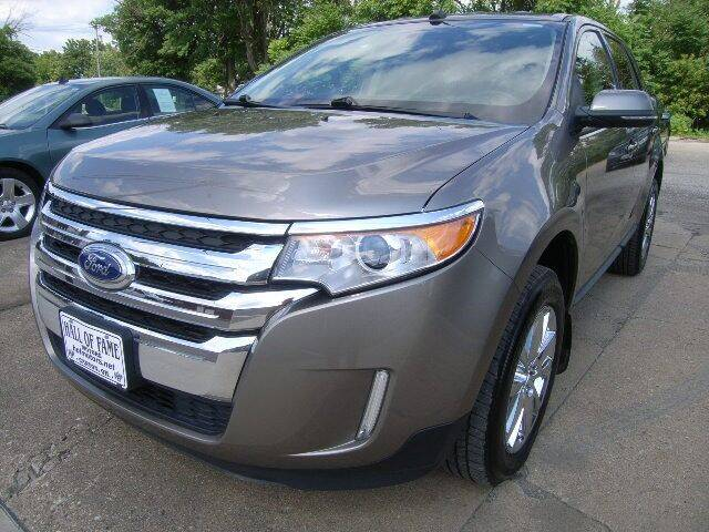 2014 Ford Edge for sale at HALL OF FAME MOTORS in Rittman OH