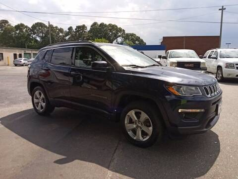 2018 Jeep Compass for sale at Auto Finance of Raleigh in Raleigh NC