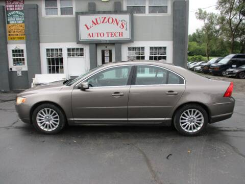 2008 Volvo S80 for sale at LAUZON'S AUTO TECH TOWING in Malone NY