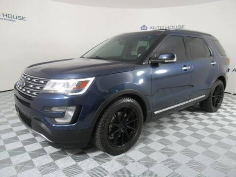 2017 Ford Explorer for sale at Curry's Cars Powered by Autohouse - Auto House Tempe in Tempe AZ