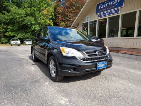 2011 Honda CR-V for sale at Fairway Auto Sales in Rochester NH