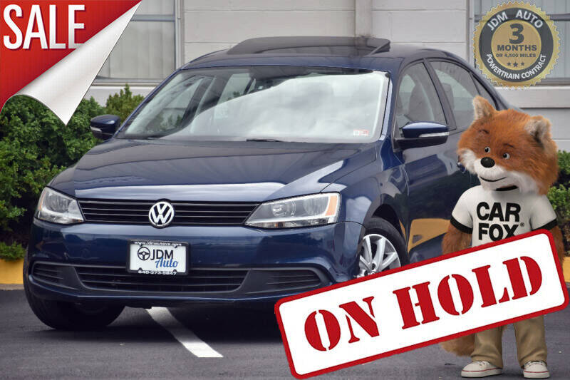 2011 Volkswagen Jetta for sale at JDM Auto in Fredericksburg VA