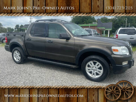 2008 Ford Explorer Sport Trac for sale at Mark John's Pre-Owned Autos in Weirton WV