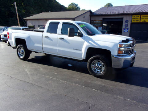 2015 Chevrolet Silverado 2500HD for sale at Dave Thornton North East Motors in North East PA