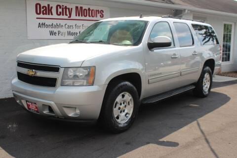 2010 Chevrolet Suburban for sale at Oak City Motors in Garner NC