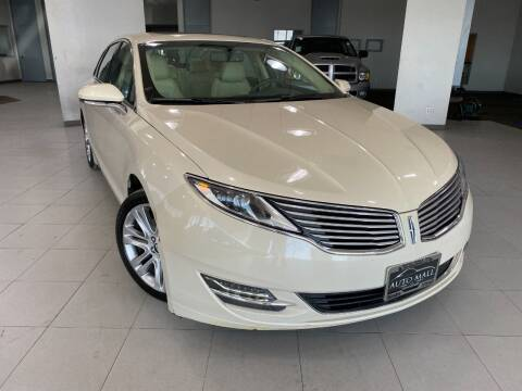 2015 Lincoln MKZ for sale at Auto Mall of Springfield in Springfield IL