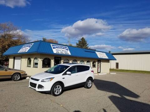 2016 Ford Escape for sale at Dukes Auto Sales in Glyndon MN