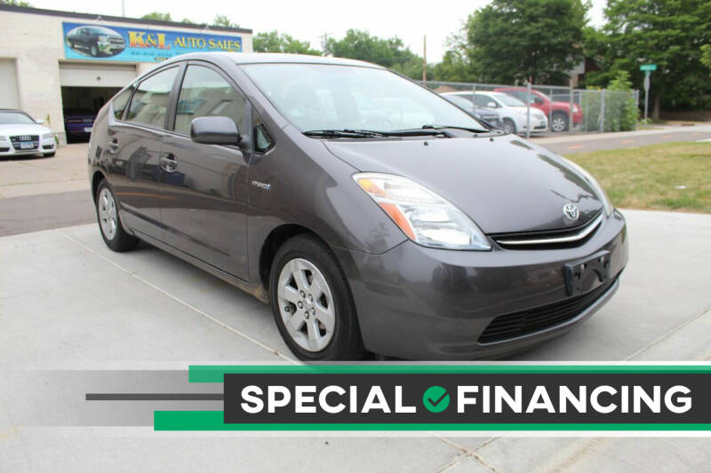 2008 Toyota Prius for sale at K & L Auto Sales in Saint Paul MN