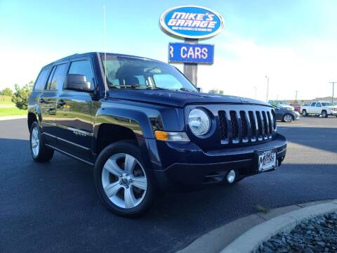 2014 Jeep Patriot for sale at Monkey Motors in Faribault MN