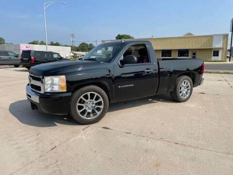 2011 Chevrolet Silverado 1500 for sale at Angels Auto Sales in Great Bend KS