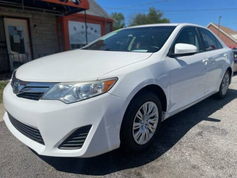 2014 Toyota Camry for sale at 5 STAR MOTORS 1 & 2 in Louisville KY
