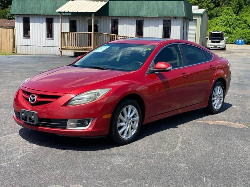 2011 Mazda MAZDA6 for sale at ASTRO MOTORS in Houston TX