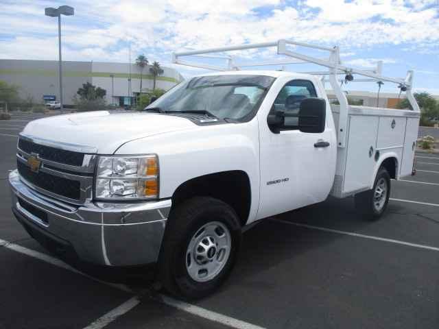 2014 Chevrolet Silverado 2500HD for sale at Corporate Auto Wholesale in Phoenix AZ