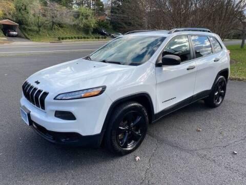 2016 Jeep Cherokee for sale at Car World Inc in Arlington VA