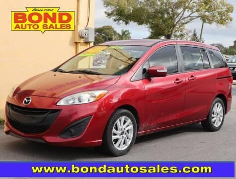 2013 Mazda MAZDA5 for sale at Bond Auto Sales in St Petersburg FL