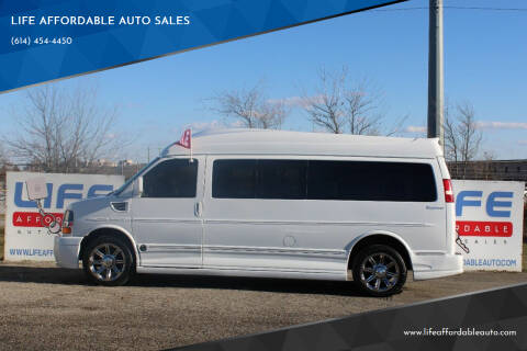 2014 Chevrolet Express Cargo for sale at LIFE AFFORDABLE AUTO SALES in Columbus OH