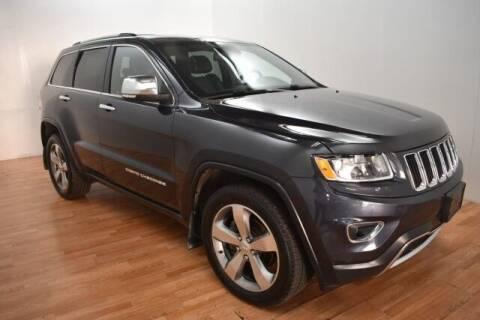 2015 Jeep Grand Cherokee for sale at Paris Motors Inc in Grand Rapids MI
