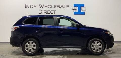 2014 Mitsubishi Outlander for sale at Indy Wholesale Direct in Carmel IN