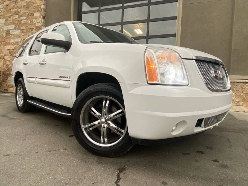 2008 GMC Yukon for sale at Unlimited Auto Sales in Salt Lake City UT