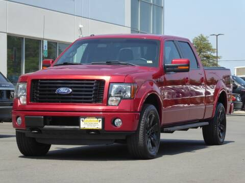 2012 Ford F-150 for sale at Loudoun Used Cars - LOUDOUN MOTOR CARS in Chantilly VA