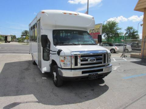 2015 Ford E-Series Chassis for sale at TROPICAL MOTOR CARS INC in Miami FL